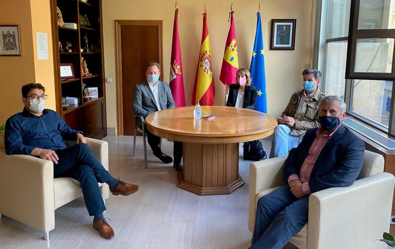 El Ayuntamiento y el Club de Tenis trabajan para recuperar este año el Torneo Internacional 'Ciudad de Albacete'