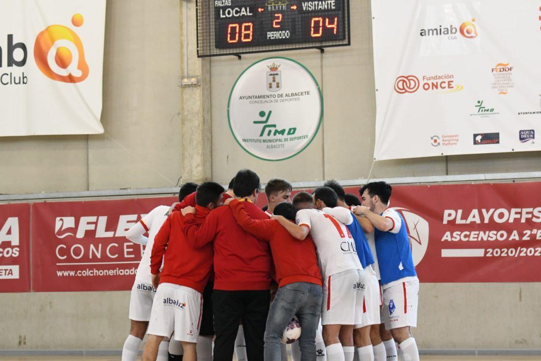 Un gran potencial ofensivo le da una victoria de mucho mérito al Albacete FS