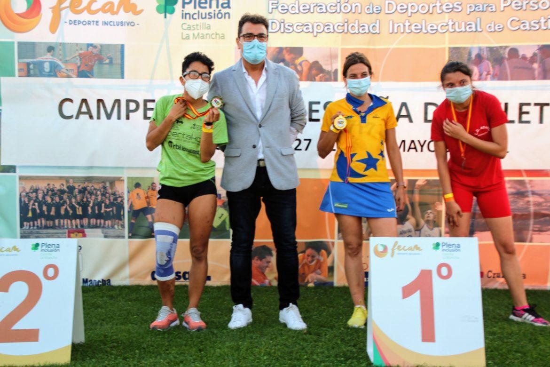 Gran éxito del atletismo albaceteño