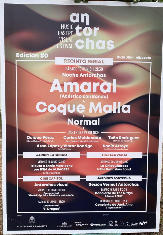 """Antorchas Festival: """"El festival que Albacete merece"""""""