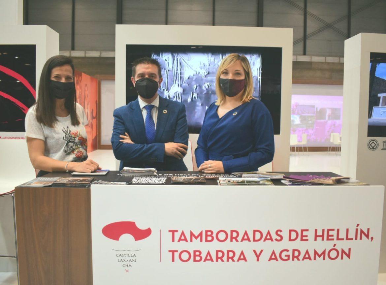 Albacete, Hellín y Nerpio se proyectan al mundo en FITUR 2021 de la mano de la Diputación