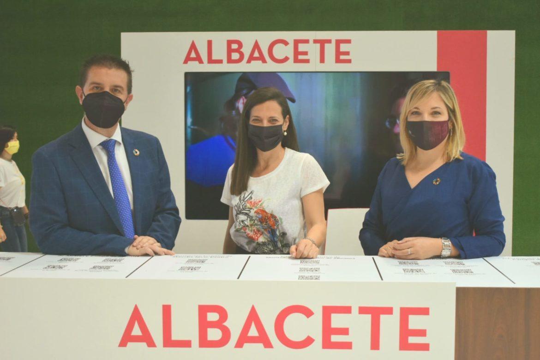 La Diputación de Albacete mostró todo el potencial turístico de la provincia en FITUR