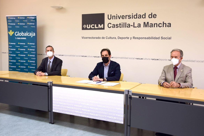 Globalcaja y la UCLM se unen para apoyar el título de 'Máster en Desarrollo e Integración de Procesos en SAP'