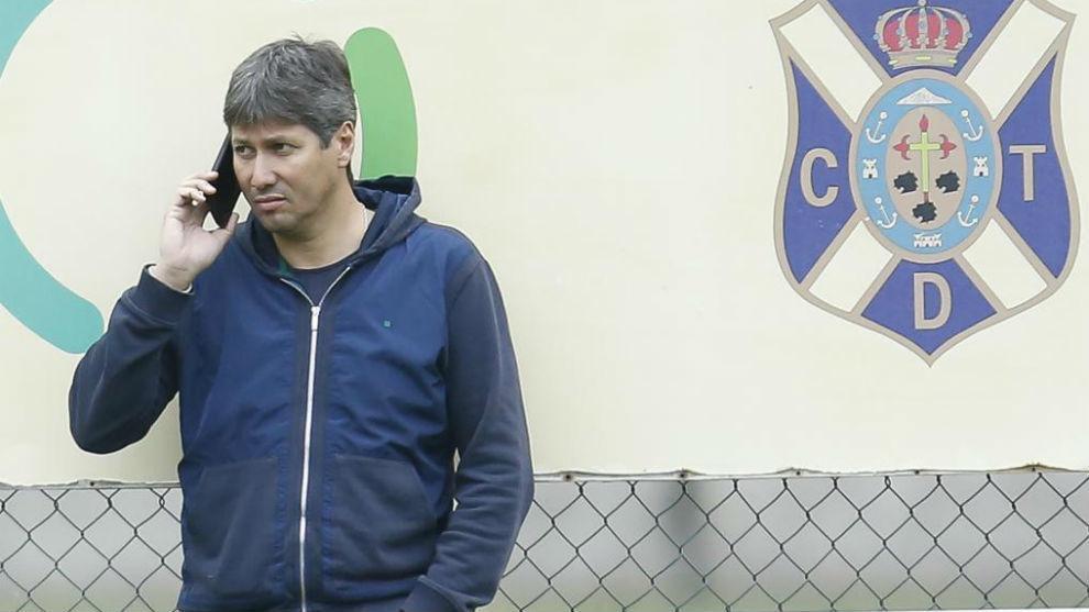 Alfonso Serrano, el mejor colocado para nuevo director deportivo del Alba