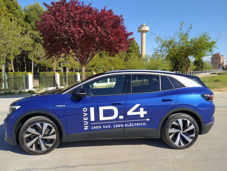 Te presentamos el nuevo Volkswagen ID4, el SUV Eléctrico 100% de Volkswagen Wagen Motors