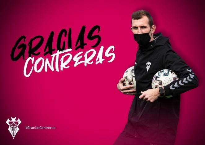 Contreras no seguirá en el Funda cuando termine la competición