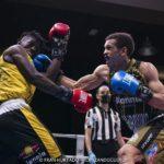 Elvis Sangou subcampeón de la Liga Alannia de boxeo olímpico