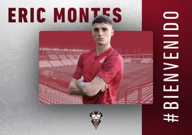 Eric Montes, primer fichaje del Albacete