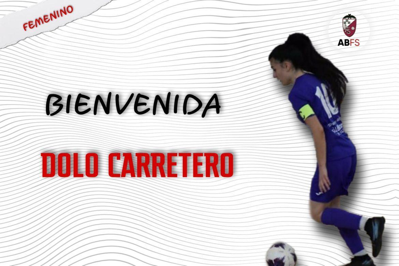 Dolo Carretero es el primer fichaje del Albacete FS femenino