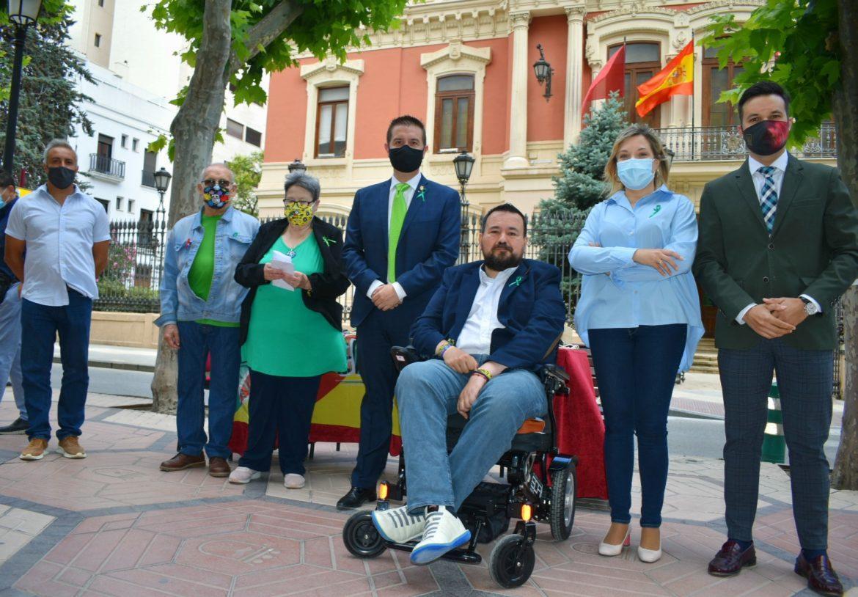 """La Diputación se suma a recordar que """"la ELA existe"""""""