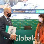 La Fundación Globalcaja colabora en la entrega de los Premios de Periodismo de la Asociación de la Prensa de Albacete