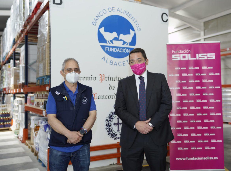 Los Huertos Solidarios de la Fundación Soliss esperan triplicar su producción en 2021