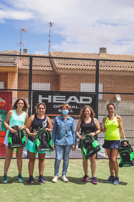 Pozo Cañada abrió los Torneos de Verano 'Pádel Albacete 2021'