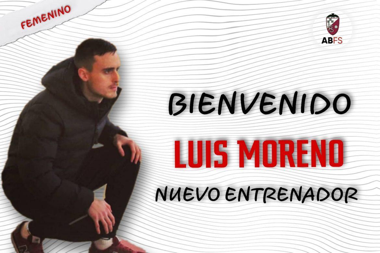 Luis Moreno, nuevo entrenador del Albacete FS femenino