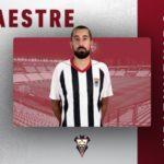 Sergi Maestre es el tercer fichaje del nuevo Alba
