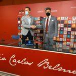"""Alfonso Serrano: """"El entrenador es la pieza más importante, estamos teniendo la paciencia necesaria"""""""