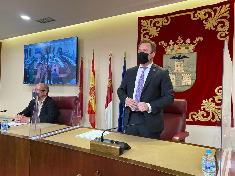Vicente Casañ formaliza su renuncia a la alcaldía de Albacete