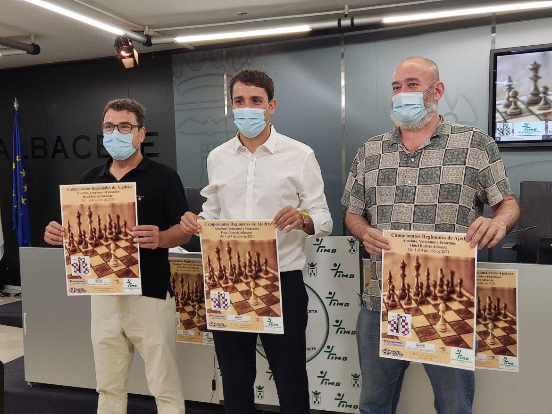 El campeonato regional de ajedrez se juega en Albacete