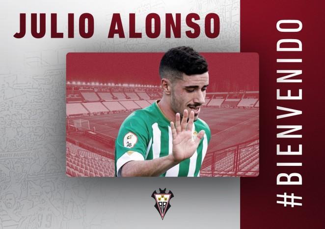 Julio Alonso, sexta incorporación para el Alba 21/22