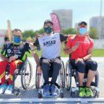 Rafael Botello,del CD Amiab,logra tres títulos de campeón de España