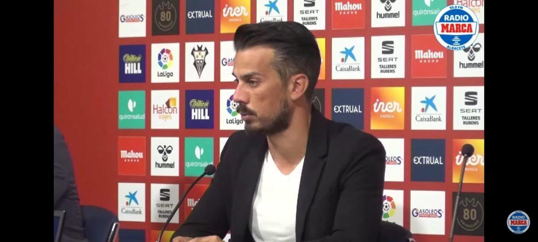Rubén de la Barrera: Noguerol será el segundo entrenador