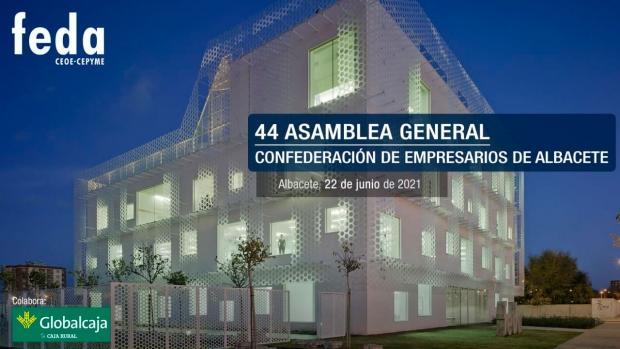 FEDA celebra mañana su 44 Asamblea General