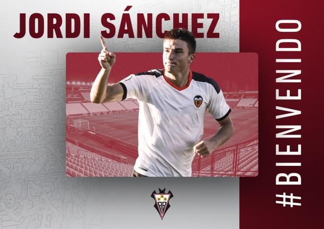 Jordi Sánchez, nuevo fichaje del Albacete Balompié
