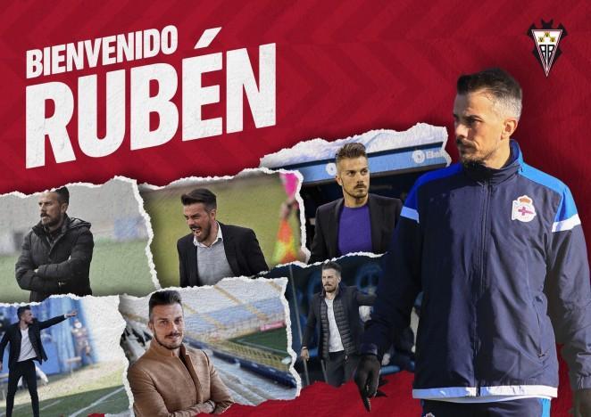 Rubén de la Barrera es el nuevo entrenador del Alba