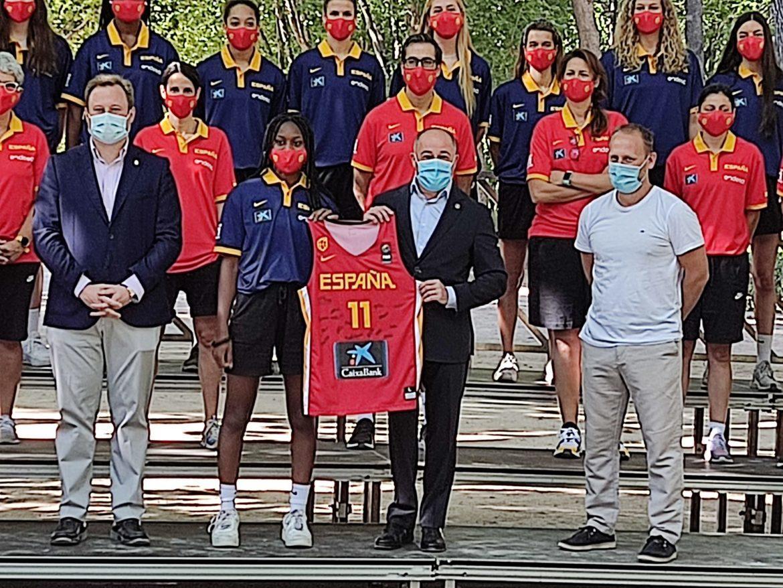 Albacete acoge la concentración de la sub 19 española de baloncesto femenino
