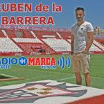 """Rubén de la Barrera: """"Mi reto es ascender con el Alba"""""""