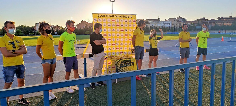 La Escuela Municipal Triatlón Albacete clausura el curso 2021