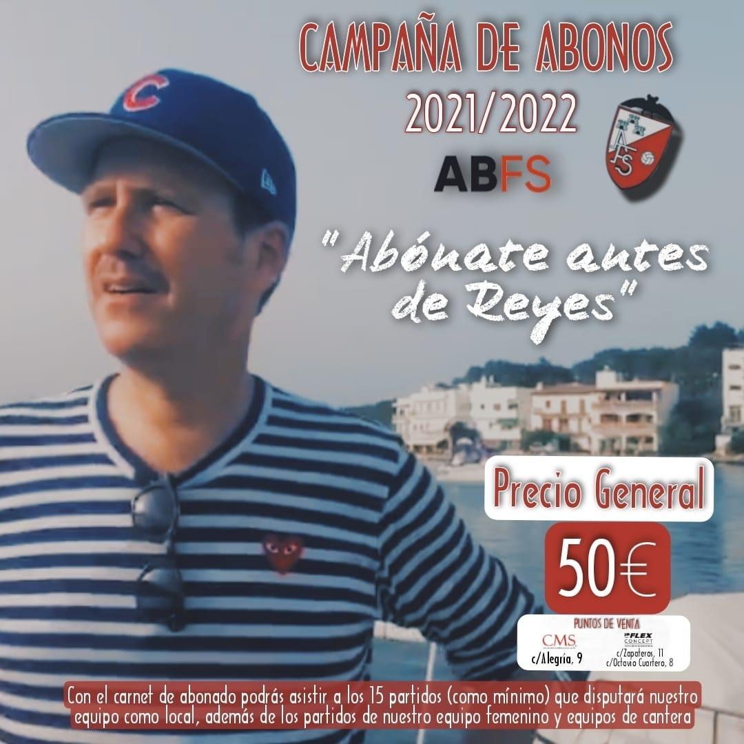"""El Albacete FS lanza su campaña de abonos """"Abónate antes de Reyes"""" con Joaquín Reyes como protagonista"""