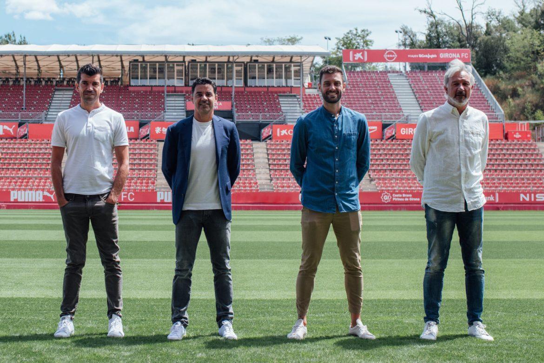 Juan Carlos Balaguer deja el filial del Alba y será entrenador de porteros del Girona