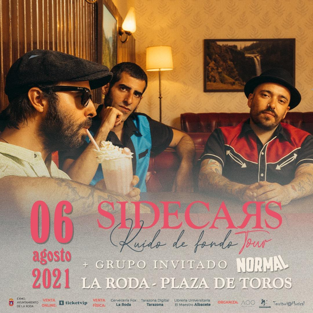 Sidecars y Festival Xtrafresh, este fin de semana en La Roda