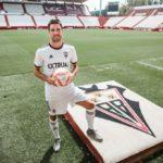 """Johannesson: """"El del Albacete es un proyecto muy bueno"""""""