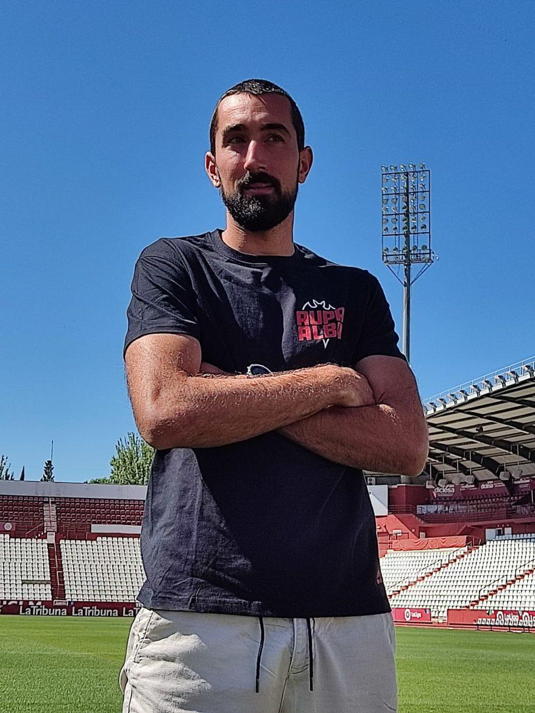 Rafa Gálvez, Sergi Maestre, Bernabé Barragán y Manu Fuster son los capitanes del Albacete Balompié
