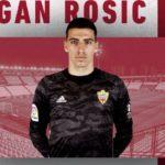 El Alba ya tiene nuevo guardameta: Dragan Rosic
