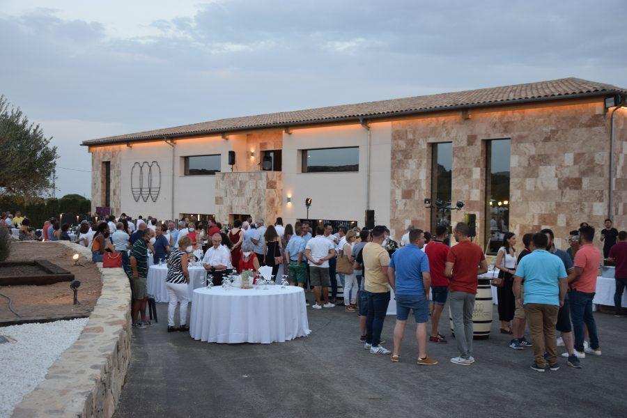 Bodegas Cano inaugura su nueva bodega en Higueruela