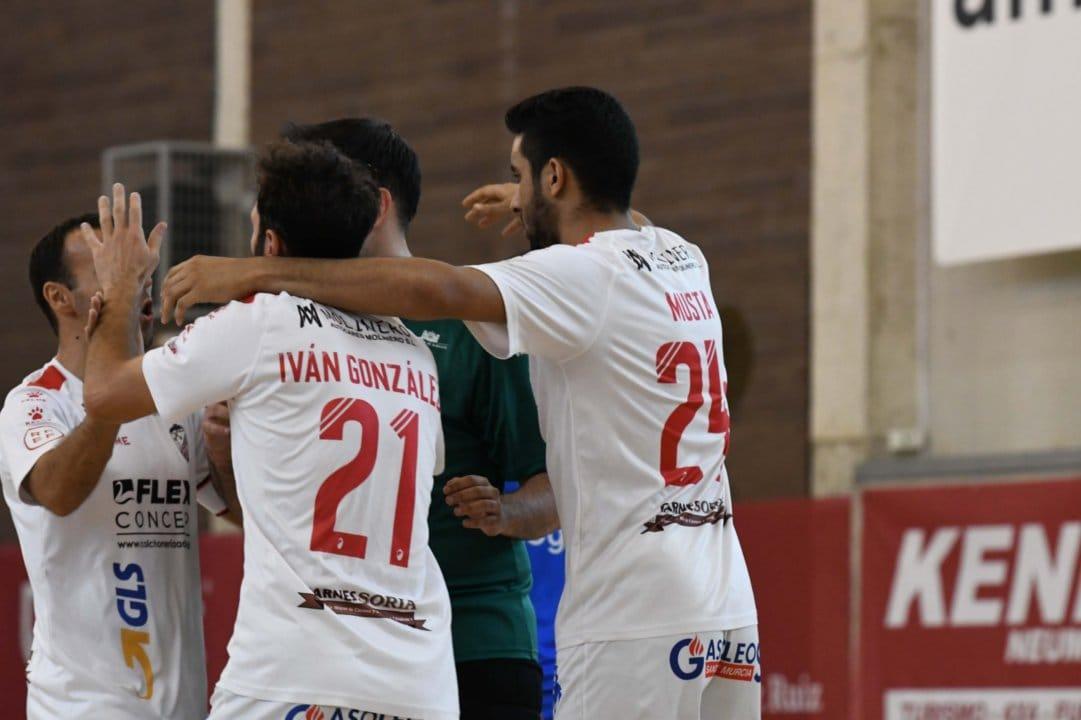 El Albacete Fútbol Sala viaja hasta Tres Cantos en su primera salida oficial