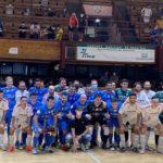 Albacete vibró con la visita de Valdepeñas en la fiesta del fútbol sala