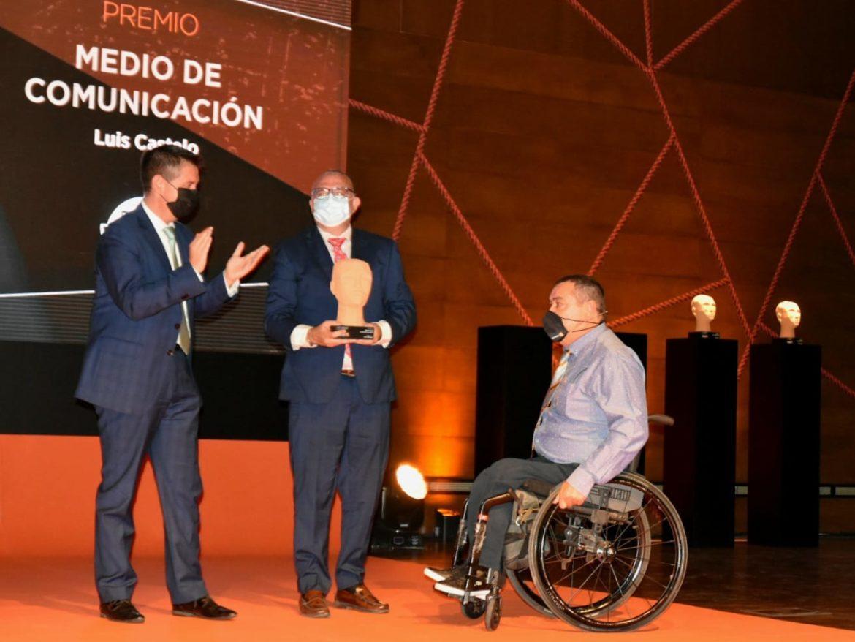 Se entregaron los galardones de la XXIII edición de los premios de inclusión social de AMIAB