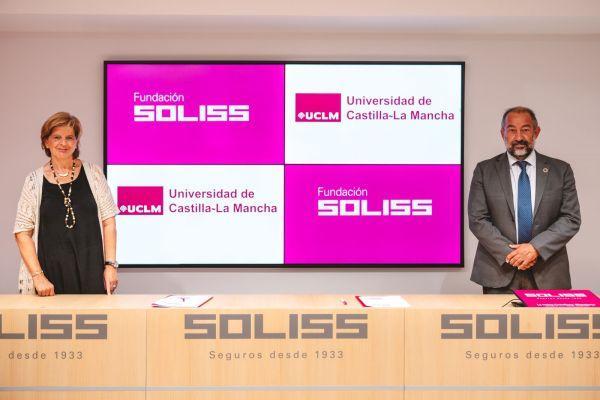 La Fundación Soliss y la UCLM crean la Cátedra del Tajo para impulsar la recuperación integral del río y sus afluentes