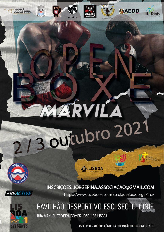 El Fight Club Albacete estará en el Open Boxe Marvila