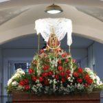 La Virgen de Los Llanos será trasladada este viernes a las 11 de la mañana desde el Recinto Ferial al Ayuntamiento