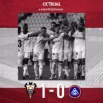 El Albacete sobrevive al Andorra gracias a un golazo de Fuster
