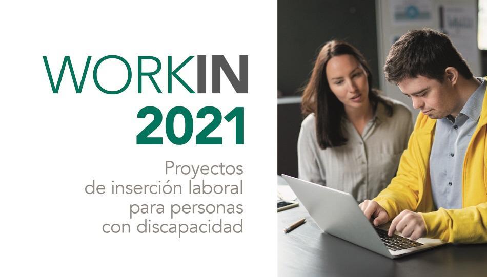 Fundación Eurocaja Rural impulsa la integración social y laboral de personas con discapacidad con ayudas de 70.000 euros