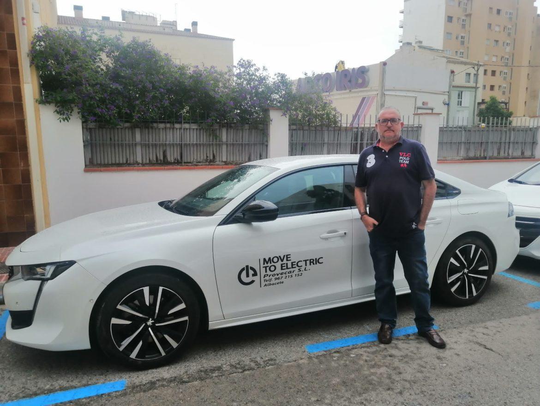 Radio Marca Albacete CLM ha viajado a Palamós gracias a los vehículos de Provecar