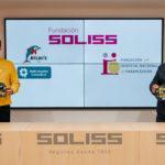 La Fundación Soliss colabora en el reto 80 k para recaudar fondos y apoyar la investigación en ELA