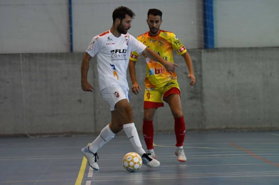 El Albacete Fútbol Sala gana 1-2 en Cobisa