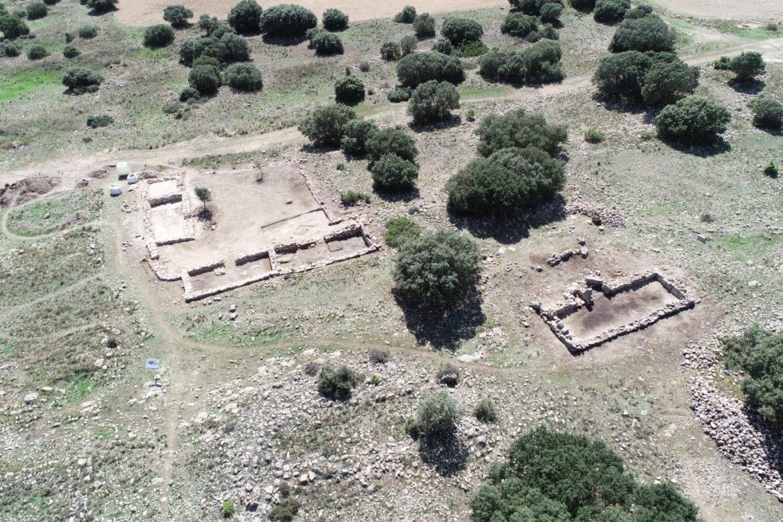 Hallada una mezquita del siglo XI en el Yacimiento de la Graja en Higueruela